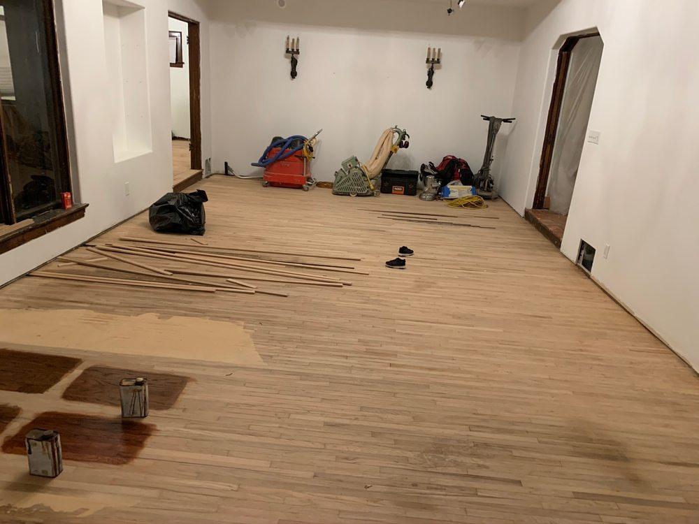 IR Hardwood Flooring