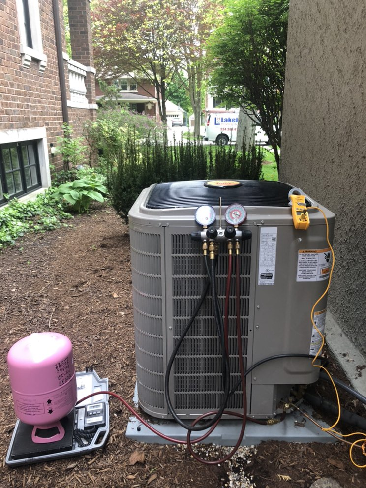 Lakeland Heating and Cooling: 2323 S Goebbert Rd, Arlington Heights, IL