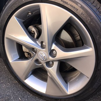 Photo Of Rgx Rim Repair Charlotte Nc United States This Wheel Had