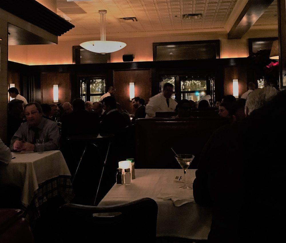 Great Restaurants On Rush Street Chicago