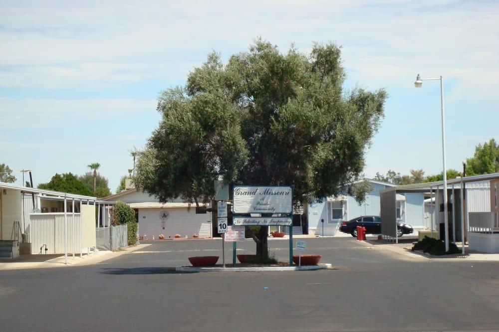 Grand Missouri MHC: 4400 W Missouri Ave, Glendale, AZ