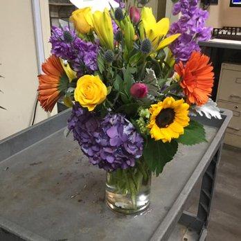 Photo of Carithers Flowers - Marietta, GA, United States. $125 Florist's Choice