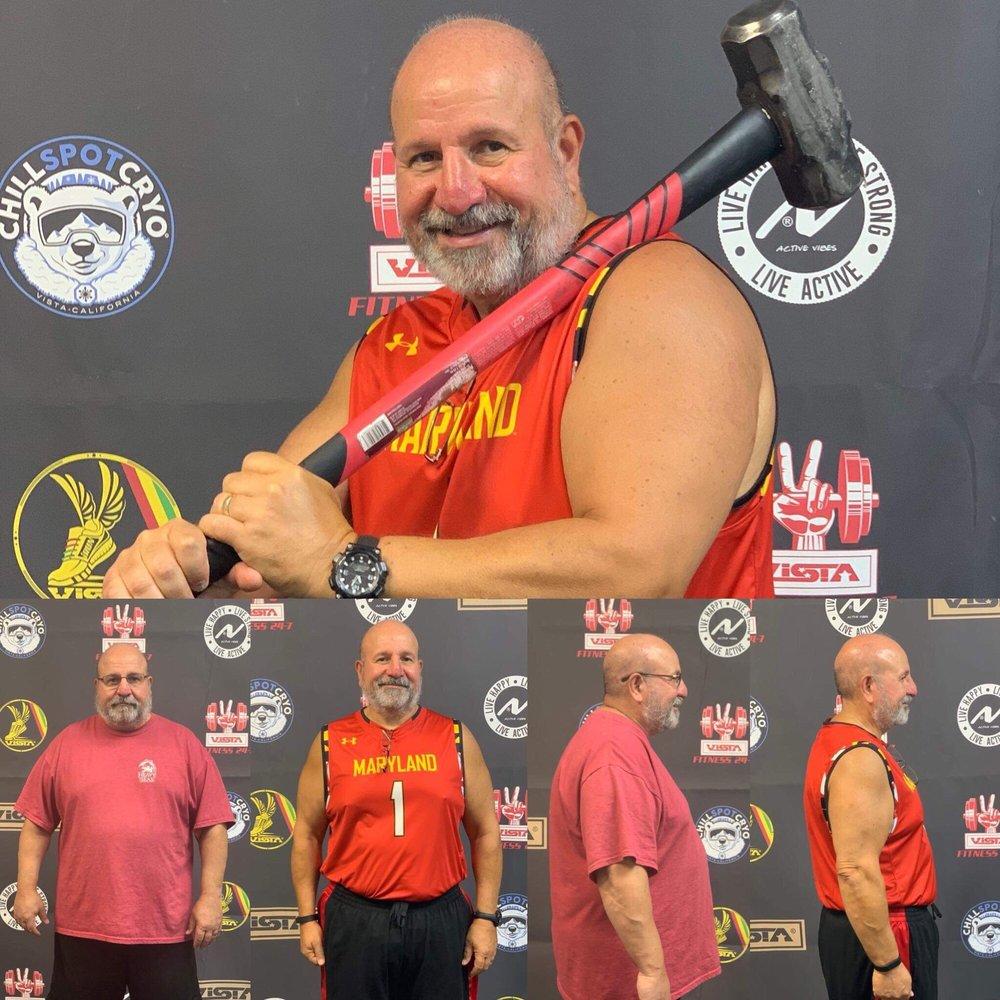 Vista Fitness 24-7
