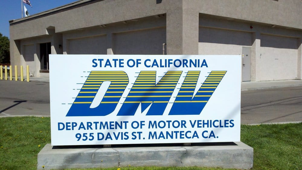 Manteca dmv yelp for California state department of motor vehicles