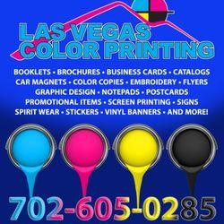 Las Vegas Color Printing 20 Reviews Printing Services 4275 N