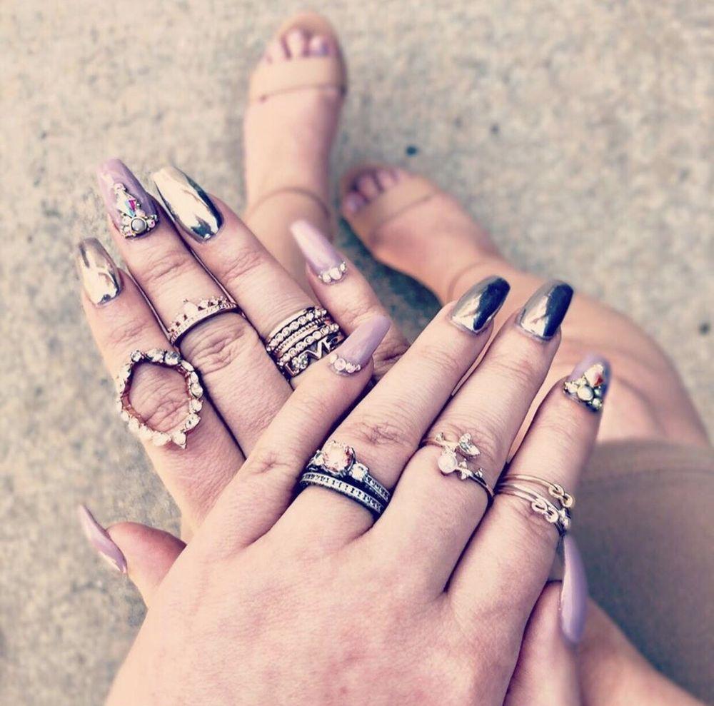 Infinity Nail & Spa: 3020 Vine St, Lansing, MI