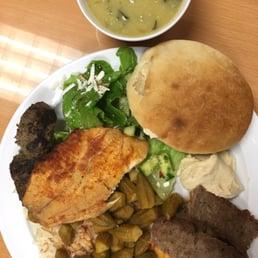 Dimassi s mediterranean kitchen mediterranean 919 for Kitchen 919 reviews