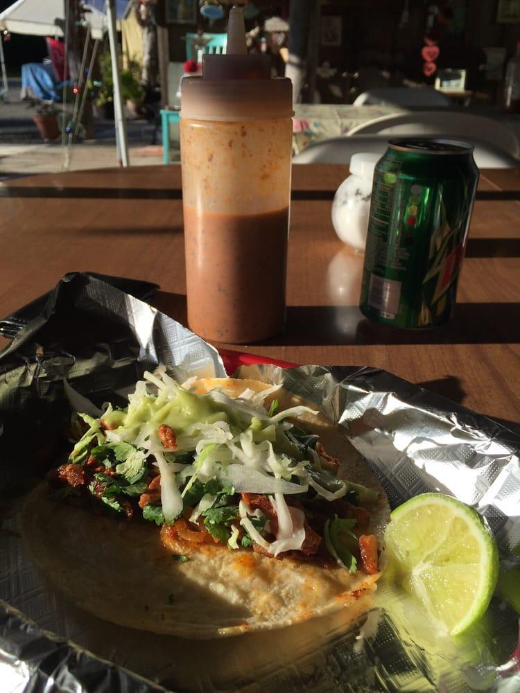 El Pastor Mexican Food: Sr 40 24809, Astor, FL