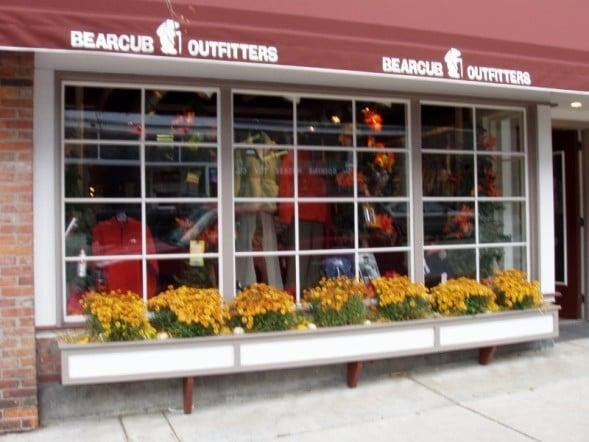 Bearcub Outfitters: 321 E Lake St, Petoskey, MI