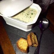 Escargot Photo Of Le Patio   Wilton Manors, FL, United States. Seafood  Chowder!