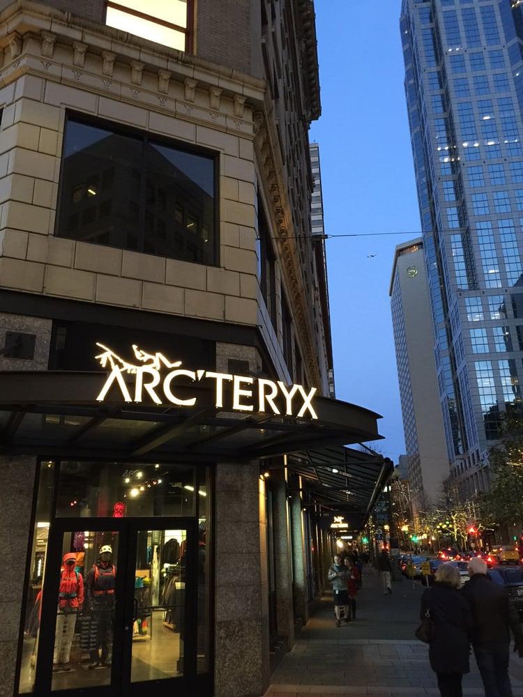 Arc'teryx: 400 Pike St, Seattle, WA