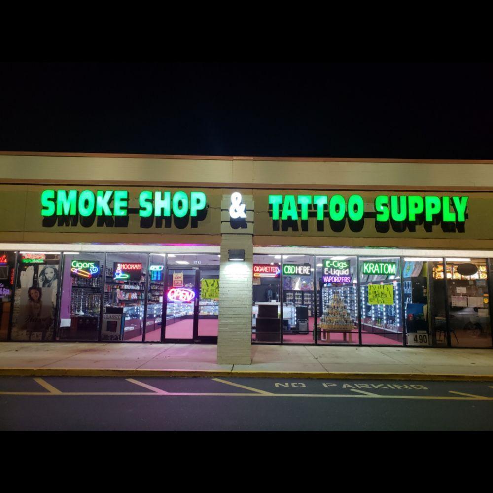 USA Smoke Shop & Tattoo Supply located at 8595 Beach Blvd, Jax, FL ...