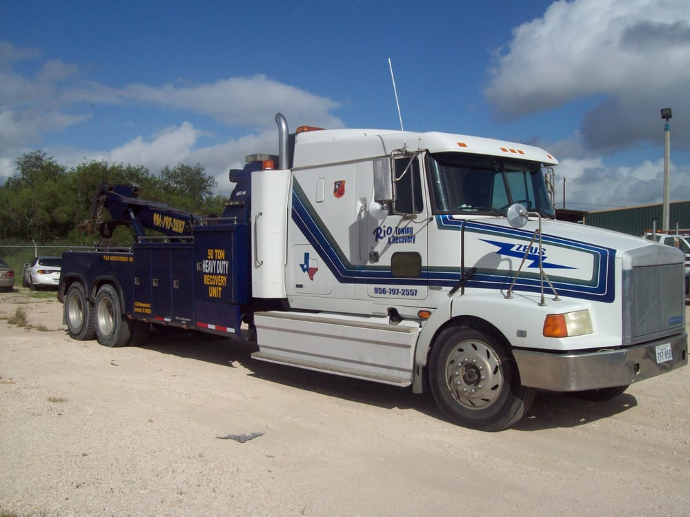 Rio Towing and Recovery: 25761 N White Ranch, La Feria, TX