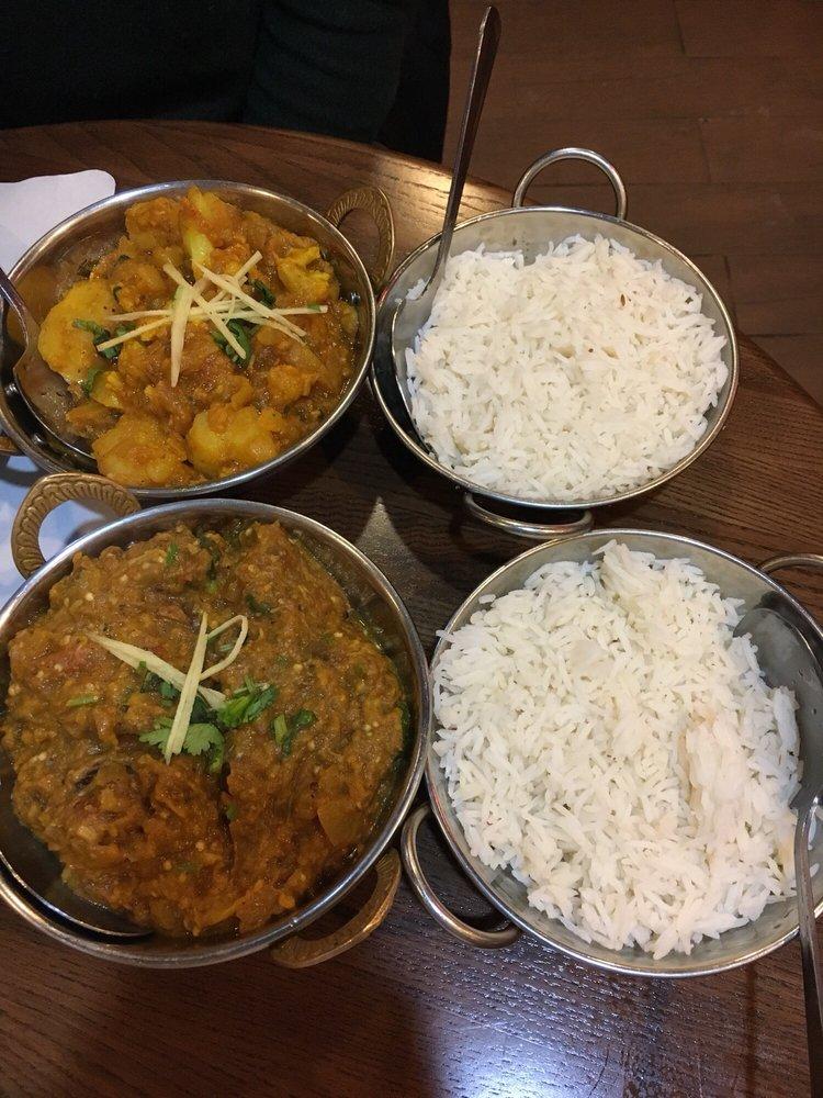 Raj S Indian Kitchen Long Island City