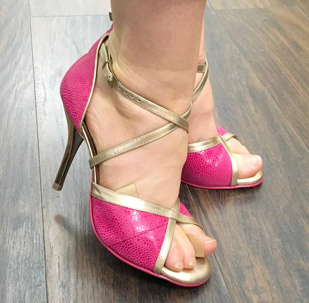 Custom Made Tango Shoes