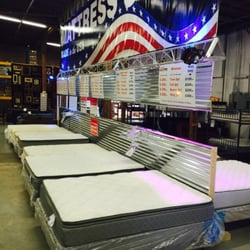 Wonderful Photo Of Furniture Source   Raleigh, NC, United States. Our Mattress  Display That