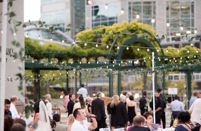 Photo Of Gallivan Center Salt Lake City Ut United States Gorgeous Wedding