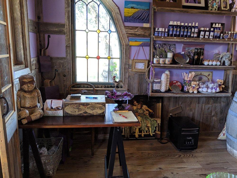 Clairmont Lavender Farm: 2480 Roblar Ave, Los Olivos, CA