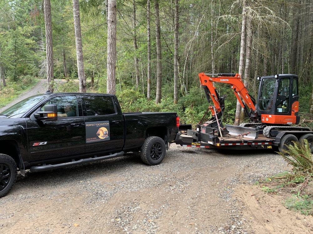 Perfect Excavation: Lakebay, WA