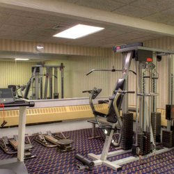 Photo Of Best Western Woodhaven Inn Mi United States Fitness Center