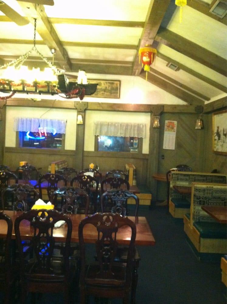 China Inn: 188 W Saint Louis St, Nashville, IL