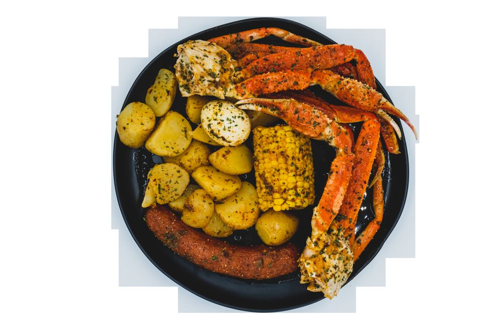 Krab Kingz Seafood: 590 Pinnacle Pl, Prattville, AL