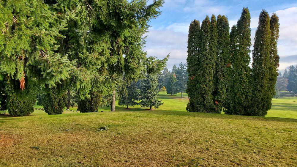 Photo of Allenmore Golf Course: Tacoma, WA