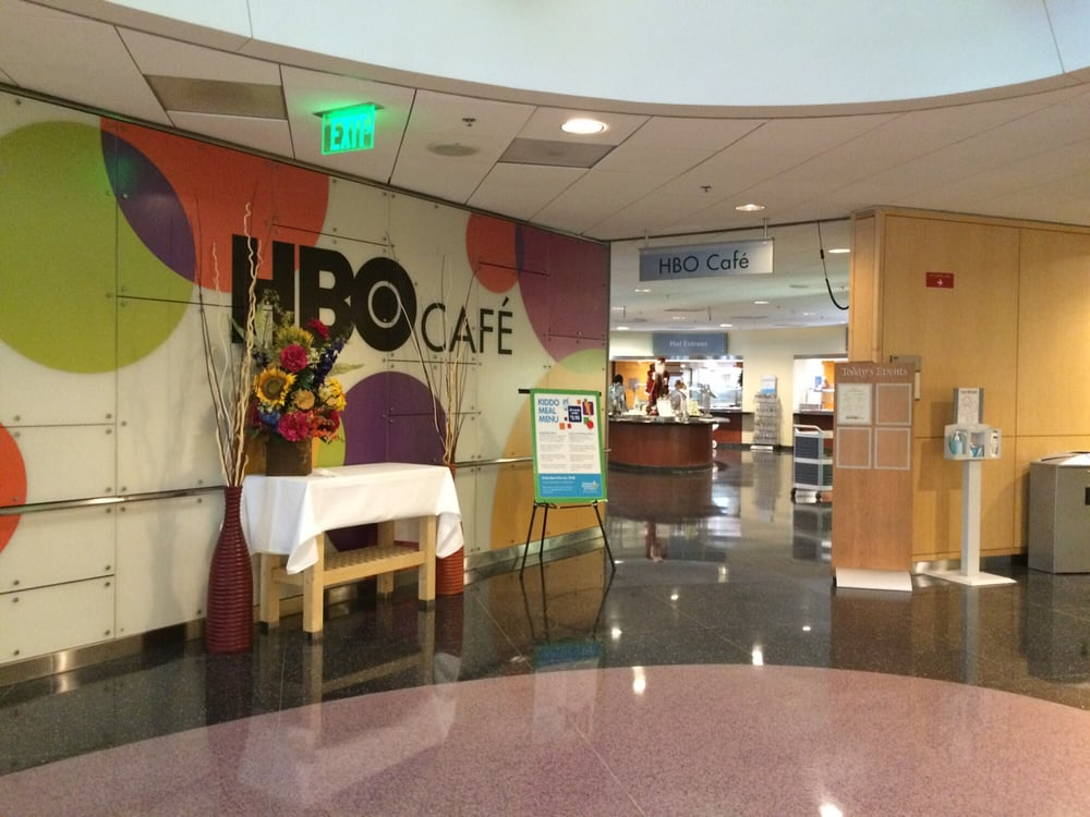 HBO Cafe (inside of CHLA - 1st floor) - Yelp