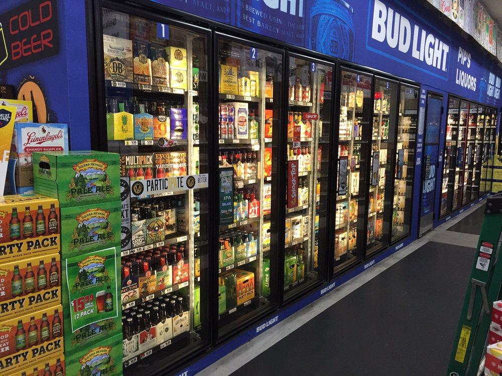 Pip's Liquors: 2 Washington Ave, Chestertown, MD