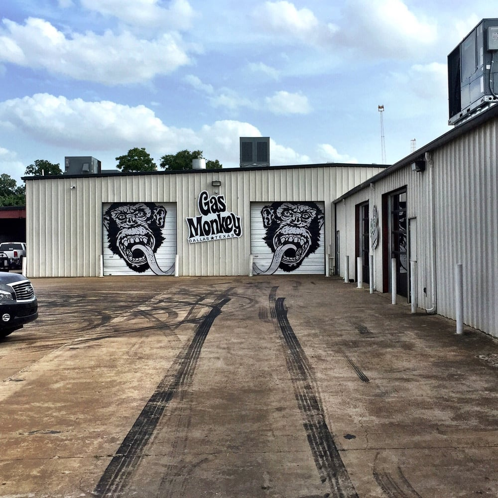 gas monkey garage 110 photos 70 reviews used car dealers 2330 merrell rd dallas tx