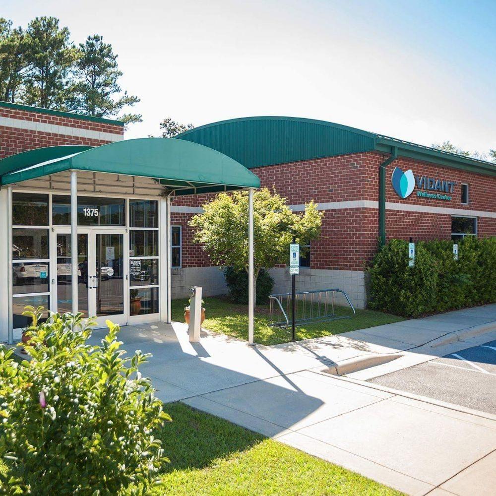 Vidant Wellness Center - Washington