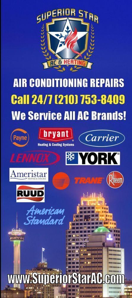 Superior Star AC & Heating: San Antonio, TX