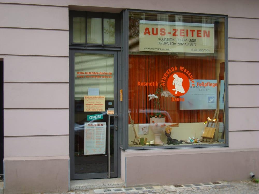 aus zeiten lukket 10 billeder massage sch tzenstr 3 steglitz berlin tyskland. Black Bedroom Furniture Sets. Home Design Ideas