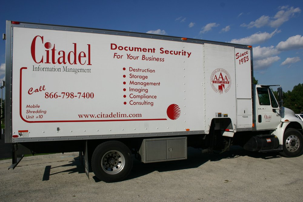 Citadel Information Management: 827 Blackhawk Dr, Westmont, IL