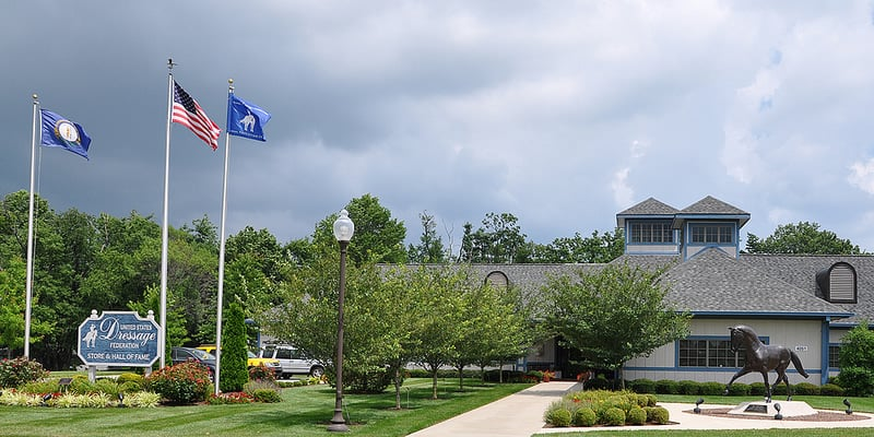 United States Dressage Federation: 4051 Iron Works Pkwy, Lexington, KY
