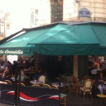 Comedie Cafe Rue De La Reynie