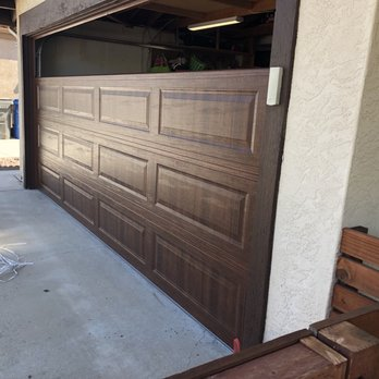 Charmant Photo Of Garage Doors Unlimited   Poway, CA, United States. The New Door