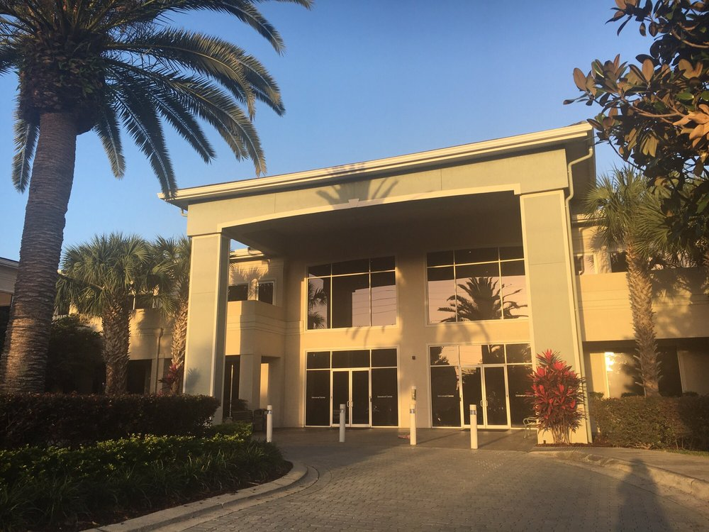 Universal Center: 6000 Turkey Lake Rd, Orlando, FL