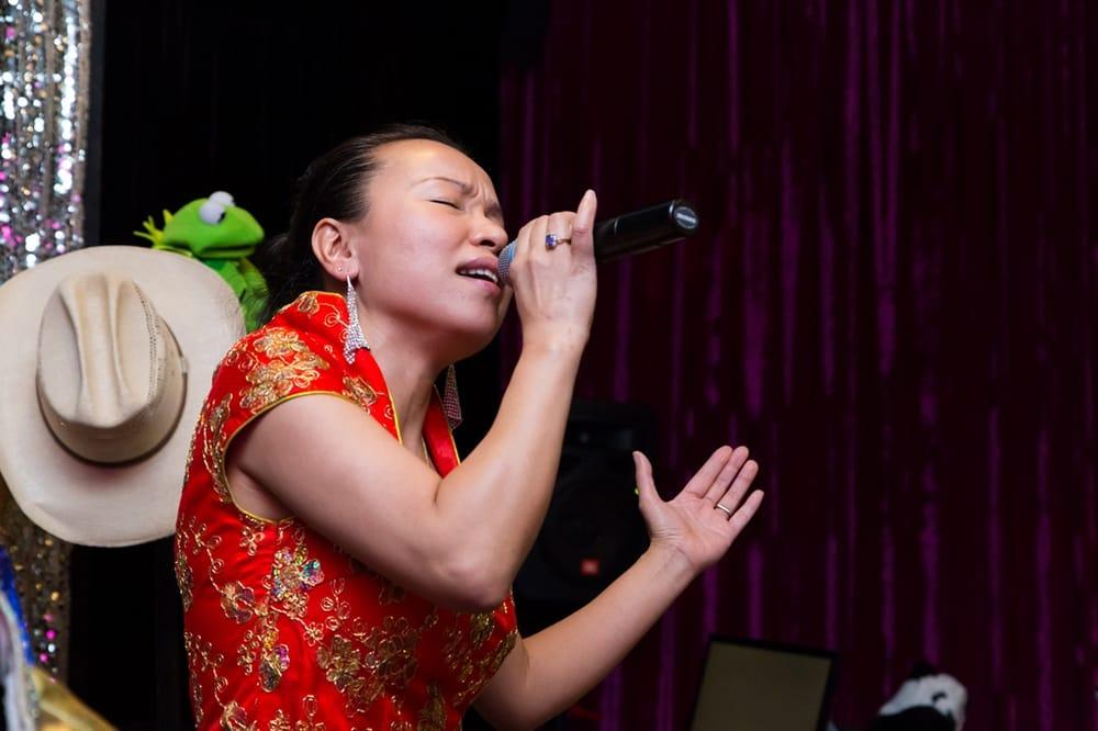 asian singer on the voice kerava