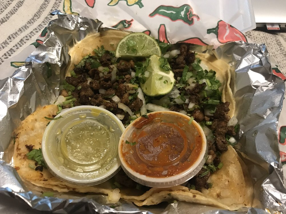 Las Tapatias Taco Express: 3424 Orange Ave, Roanoke, VA