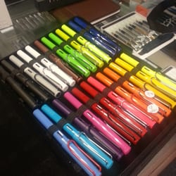Photo Of Pen Boutique   Columbia, MD, United States. LAMY Fountain Pen  Rainbow