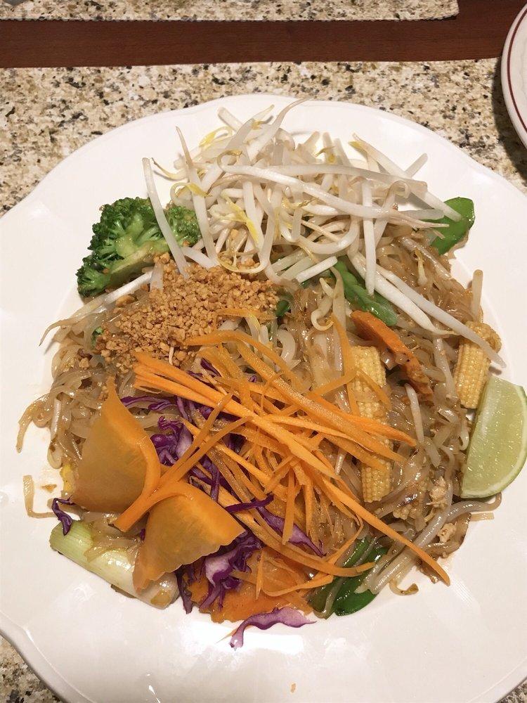 Chiangmai Thai Restaurant: 166 Church St, Naugatuck, CT