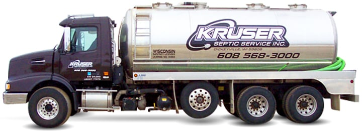 Kruser Septic Service: Dickeyville, WI