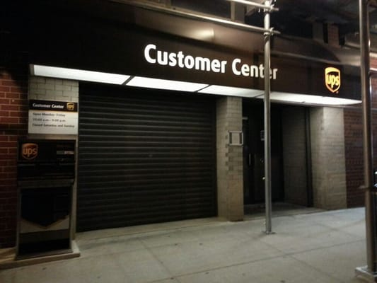 Phone Number To Ups >> UPS Customer Center - Shipping Centers - Reviews - Yelp