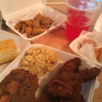 jersey city southern food