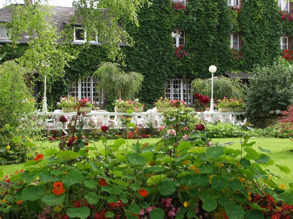 Hostellerie du Moulin Fouret - Saint-Aubin-Le-Vertueux