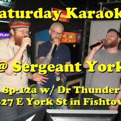 Dr Thunder Karaoke