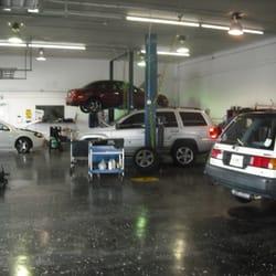 Photo of Boca Auto Center - Boca Raton, FL, United States. Our shop area