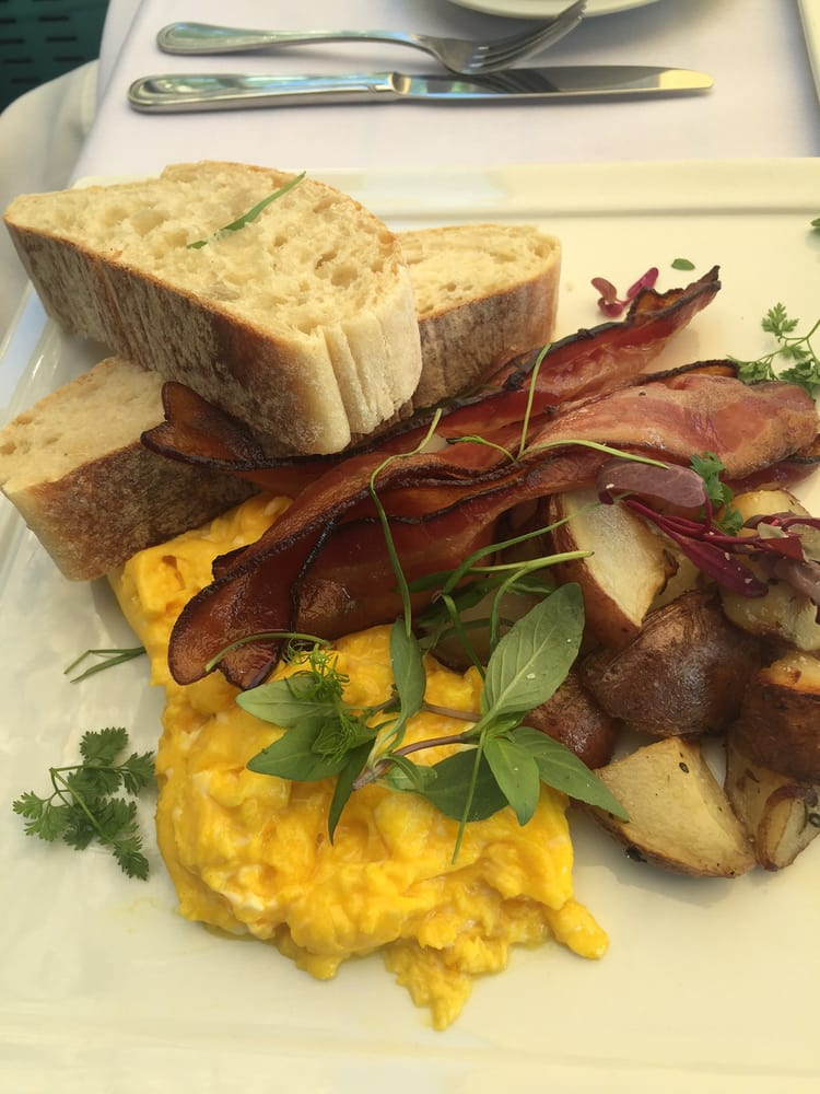 Bacon and eggs yelp for Aroha new zealand cuisine