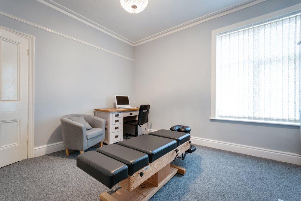 Liverpool Chiropractic & Sports Injury Clinic   101 Aigburth Road, Liverpool L17 4JU   +44 151 792 2149